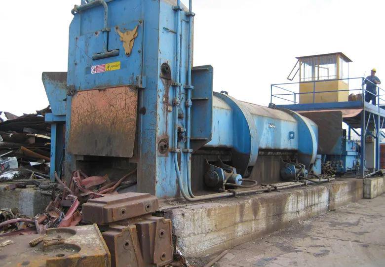Siciliana Metalli s.r.l. - Trasformazione Rottami Ferrosi - Catania